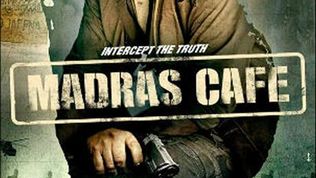 Filmplakat Madras Cafe