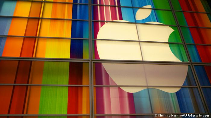 Apple Logo (Kimihiro Hoshino/AFP/Getty Images)