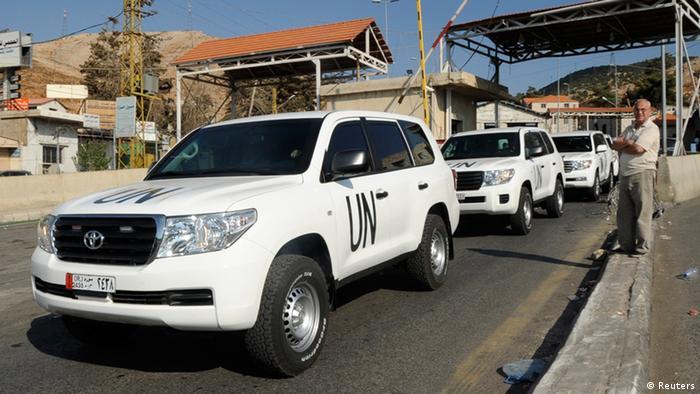 Começa destruição de armas químicas na Síria