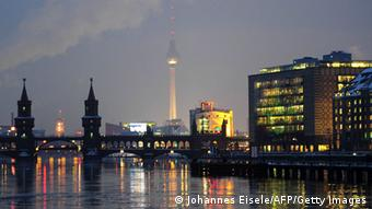 Berlin. Copyright: JOHANNES EISELE/AFP/Getty Images).