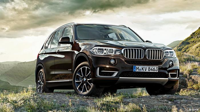 BMW X5 SAV 2013