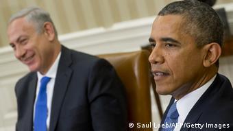 بنیامین نتانیاهو، نخستوزیر اسرائیل موافق سیاستهای اوپاما در قبال مناقشه اتمی ایران نیست