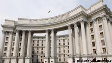 Außenministerium Ukraine Kiew