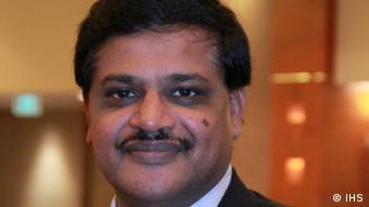 Rajiv Biswas, Senior Asia Chief Economist at IHS. Copyright: IHS