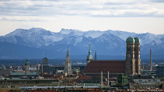 Munich (Oliver Raupach - Fotolia.com)