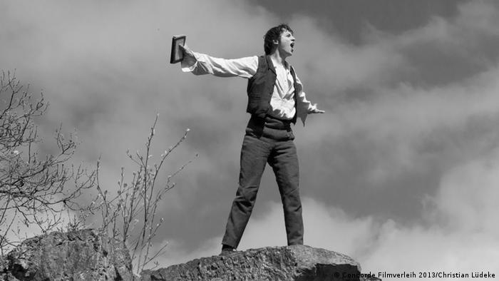 Jakob (Jan Dieter Schneider) sucht die Freiheit (Copyright: © Concorde Filmverleih 2013/Christian Lüdeke)