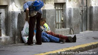 Obdachlose in Ungarn (Foto: Poverty Society Travel Europe)