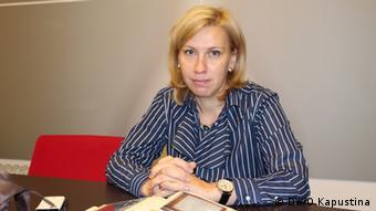 Юристка з Москви Світлана Бахміна провела у 14-й колонії два з половиною роки