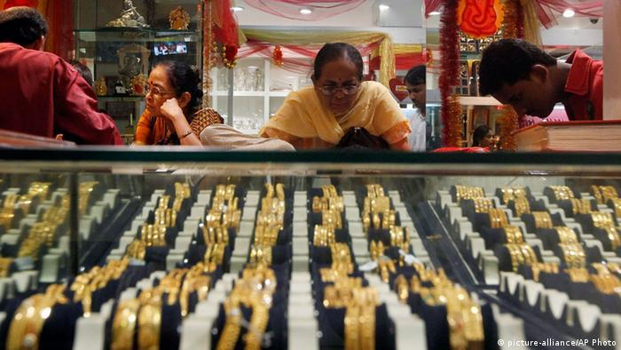 Zlatar u Indiji