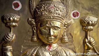 Bildergalerie Gold in Indien Göttin Laxmi