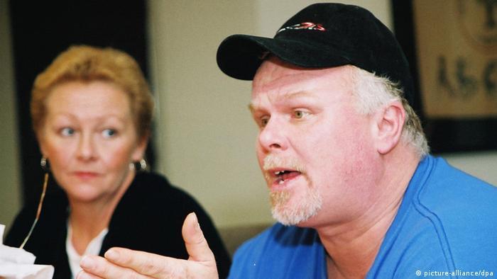 Kirk Bloodsworth Ex-Häftling USA Archiv 2003