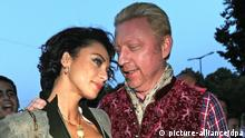 Boris Becker Lilly Becker Oktoberfest 2013