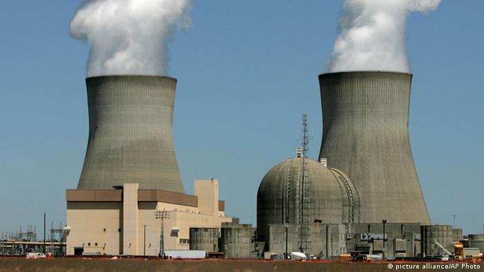 USA Kernkraftwerk Plant Vogtle