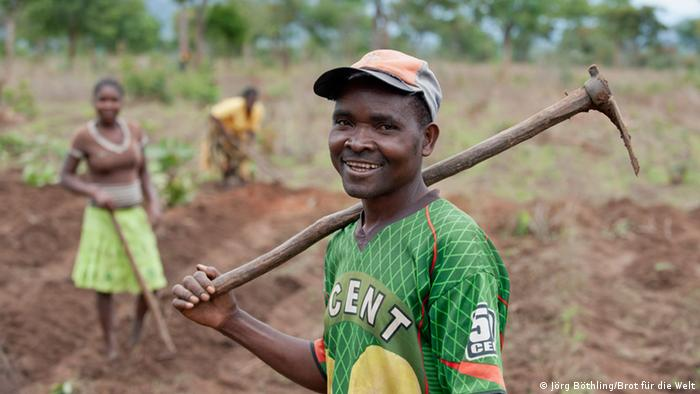 Angola Landwirtschaft Kwanza Sul