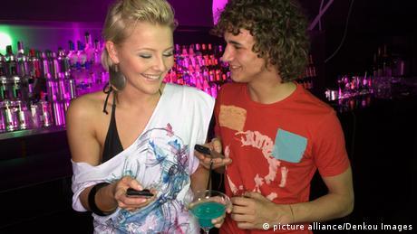 Symbolbild Online Dating (picture alliance/Denkou Images)