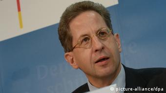 Anayasayı Koruma Dairesi Başkanı Hans-Georg Maassen
