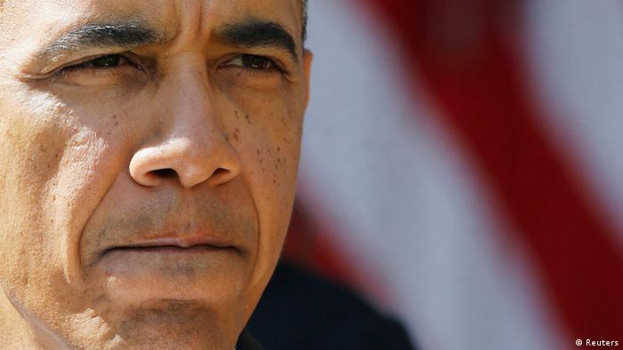 US-Präsident Barack Obama (Foto:REUTERS)