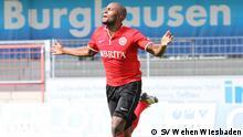 Angolanischer Fußballer Jose Pierre Vunguidica