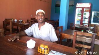 Hamed Hassan Aboud Sansibar Tansania Afrika