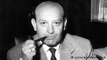 Hubert Schrübbers 1955 - Foto: dpa
