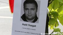 NSU-Opfer Halit Yozgat