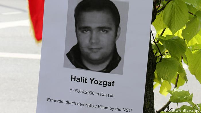 NSU victim Halit Yozgat (picture-alliance/dpa)