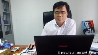 Der vietnamesische Blogger Quoc Quan
