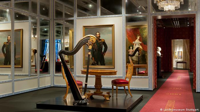 Зал выставки