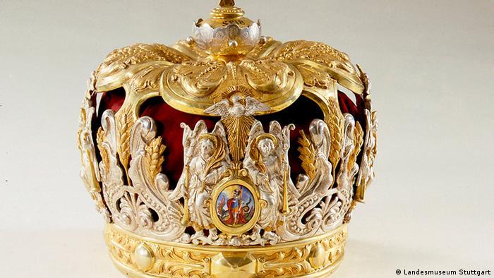 Венчальная корона