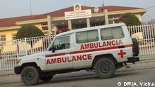 Angola Lubango Kinderkrankenhaus Ambulanz
