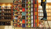 Frankfurter Buchmesse 2010 Vorbereitungen