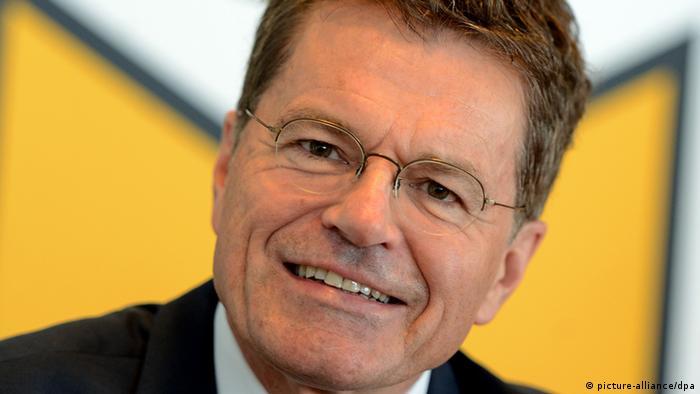 Porträt Geschäftsführer Börsenverein des Deutschen Buchhandels Alexander Skipis