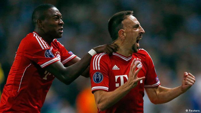 Ribery - 2013
