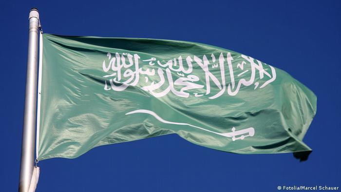 Flagge Saudi Arabien (Fotolia/Marcel Schauer)