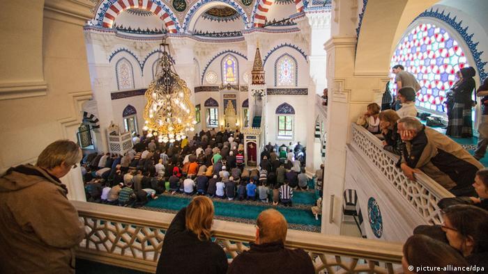 Tag der offenen Moschee 2012