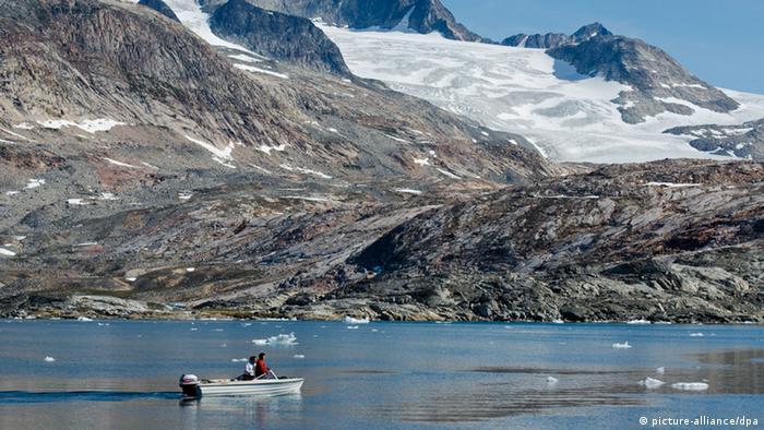 Bildergalerie Inuits Fischfang Einfuhrverbot Robbenprodukte EU (picture-alliance/dpa)