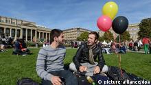 Tag der deutschen Einheit 2013 Stuttgart Volksfest