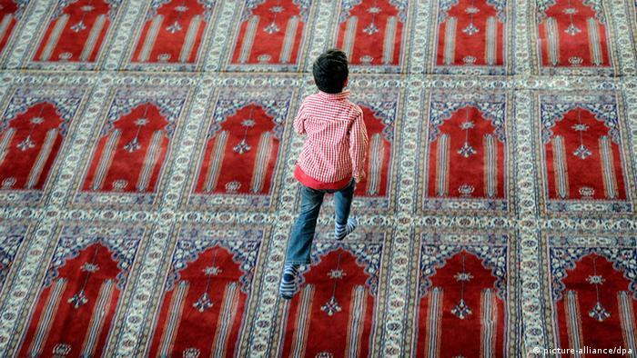 Tag der offenen Moschee 2013 (picture-alliance/dpa)