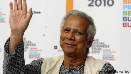 Muhammad Yunus Porträt