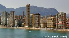 Spanien Costa Blanca Strand