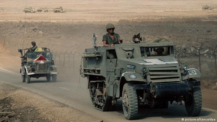 Bildergalerie 40 Jahre Jom Kippur Krieg