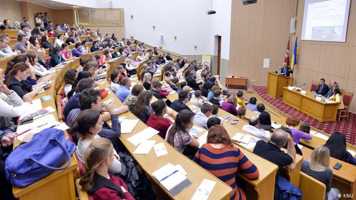 Збільшення часу, відведеного на самостійне навчання студентів, у лютому в КНУ імені Шевченка пояснюють турботою про здоров'я студентів та персоналу