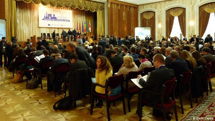 Форум гражданского общества стран-участниц Восточного партнерства в Кишиневе