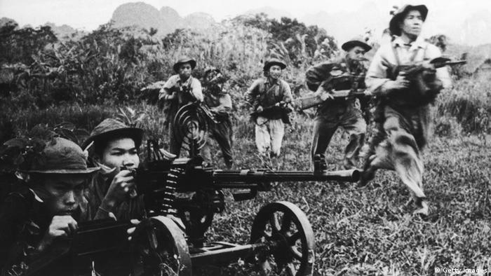 Vietnam Vietkong 1968