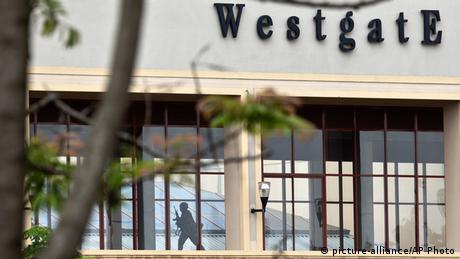 Nairobi Kenia Terroranschlag Al-Shabaab Einkaufszentrum Westgate Mall