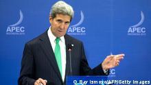 John Kerry in Indonesien