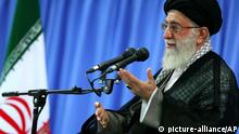 In this photo released by an official website of the Iranian supreme leader's office on Tuesday, Sept. 17, 2013, Iran's Supreme Leader Ayatollah Ali Khamenei speaks at a meeting of Revolutionary Guard commanders. There's no mistaking the desire of Iran's new president and his allies to open greater contacts with Washington over nuclear talks and possibly other regional crises such as Syria. The only messages that really matter, though, come from the ultimate decision-maker in Tehran: Khamenei. Now, it appears Khamenei is giving President Hasan Rouhani critical room, for the moment at least, to seek potentially ground breaking overtures with Washington. (AP Photo/Office of the Supreme Leader)