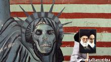 Antiamerikanismus im Iran