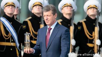 Дмитро Козак буде опікуватися питаннями України в Кремлі