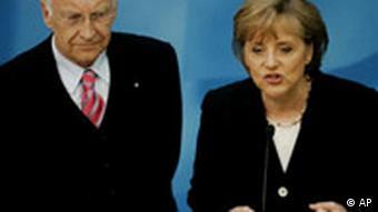 Angela Merkel sucht nach Mehrheiten